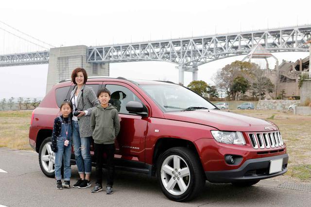 画像: 娘さんは「大きくなったらWranglerに乗る」と言っているそうだ。憧れの女性はすぐ隣にいるのかもしれない
