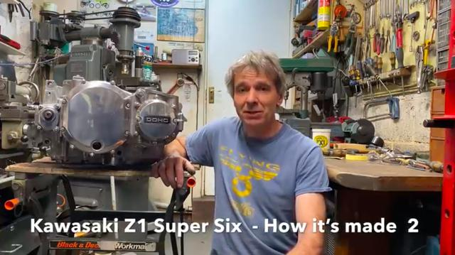 画像: Z1 スーパー6の作り方、パート2・・・こちらの方が、アレン・ミルヤードさんその人です。 www.youtube.com
