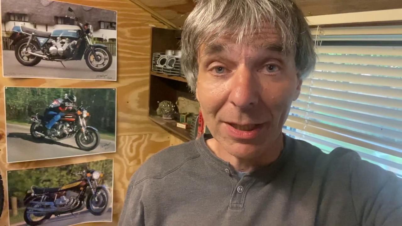 画像: Millyard Bikes in the Barber Museum - Kawasaki V12, V8, Five Cylinder and SS100 V Twin youtu.be