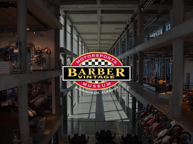 画像: Barber Motorsports Museum | Largest Motorcycle Collection