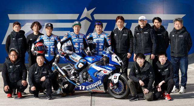 画像: 昨2019年の鈴鹿8耐で10位フィニッシュを果たした伊藤真一が監督となり、今年発足した新チーム「Keihin Honda Dream SI Racing」も選出。清成⿓⼀、渡辺⼀⾺、作本輝介を起用する同チームの、鈴鹿8耐初陣での活躍を期待したいです。 www.keihin-corp.co.jp
