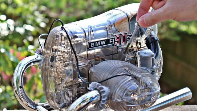 画像: BMW R90Sモデルエンジンアセンブリ youtu.be