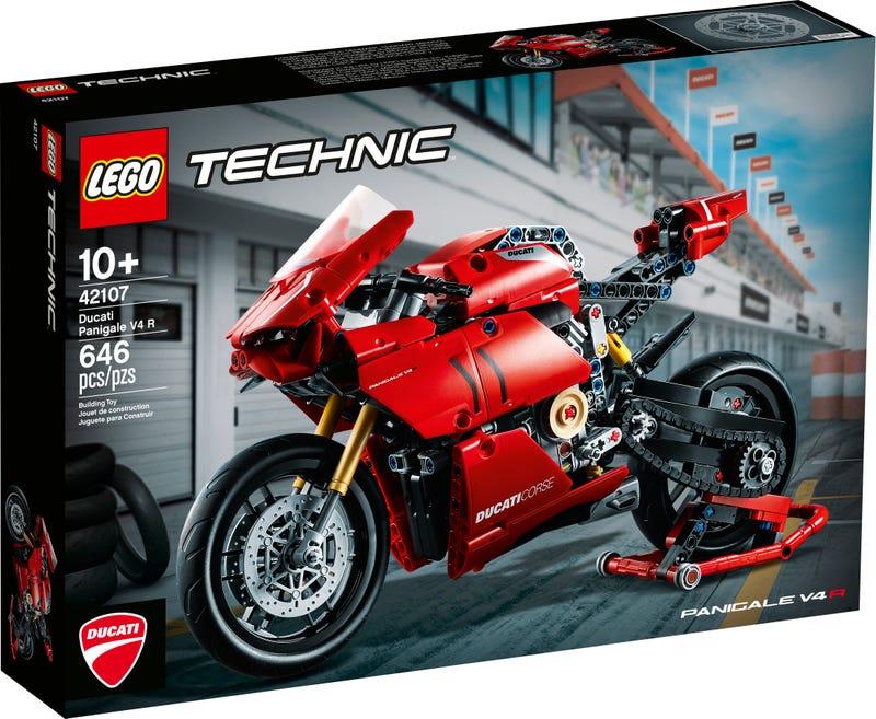 画像: 対象年齢は10歳以上。ピース数は646個となります。 www.lego.com
