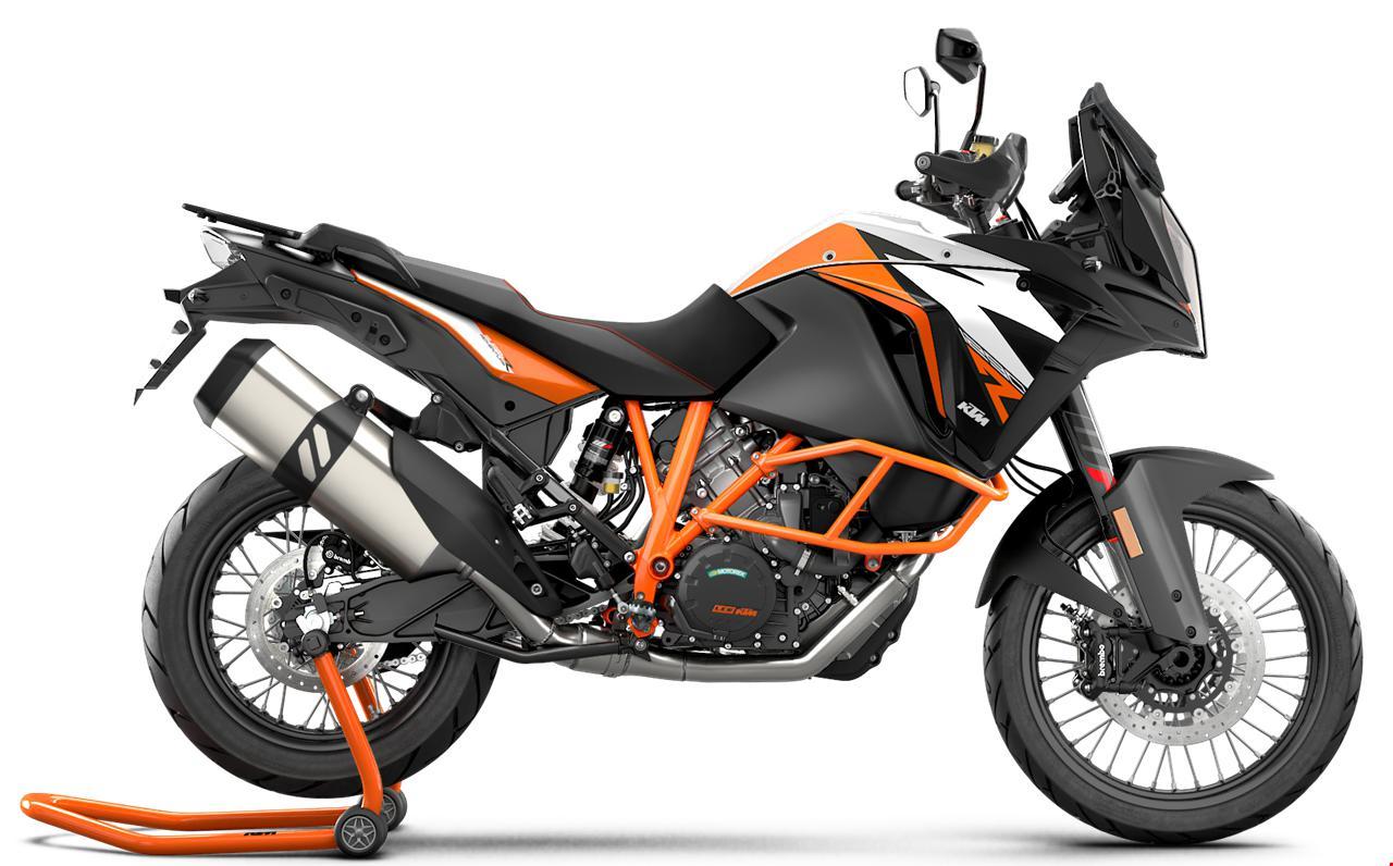 画像: KTM 1290 SUPER ADVENTURE Rは、160馬力の最高出力を発生する1,301ccのVツインエンジンを搭載。日本国内での販売価格は2,189,900〜円です。 www.ktm.com