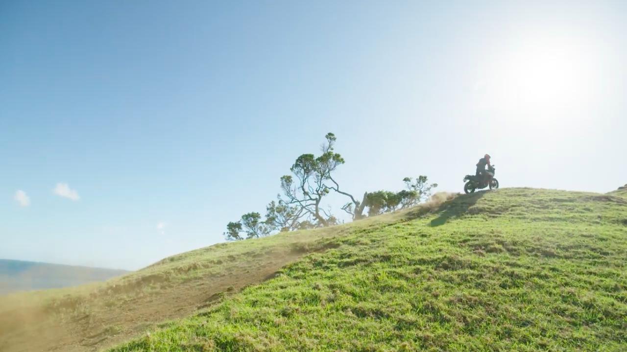 画像: 山を越え・・・。 www.youtube.com