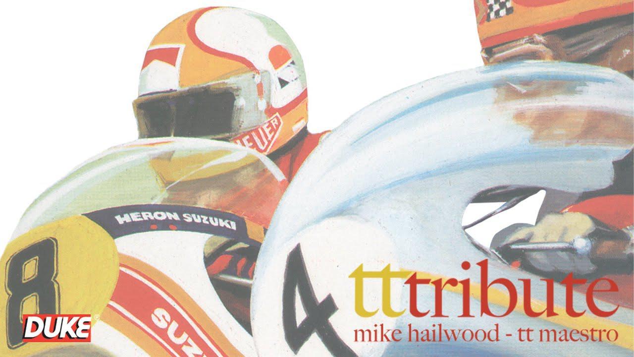 画像: Mike Hailwood's 14th and final Isle of Man TT Win   Road Racing Legend youtu.be
