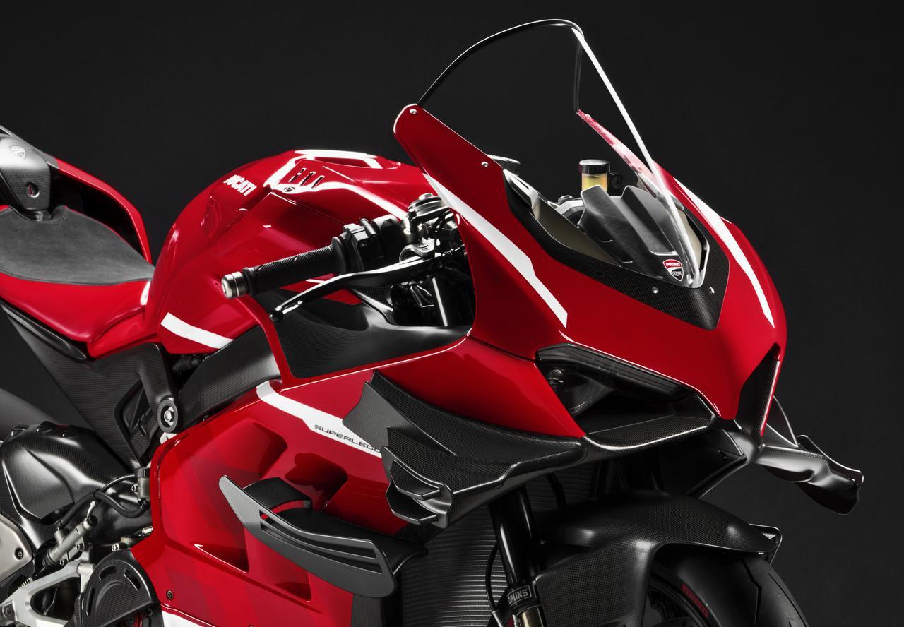 画像: ドゥカティがパニガーレV4を進化させた「スーパーレッジェーラV4」を発表! DUCATI史上最強の公道走行可能なマシンが誕生 - webオートバイ