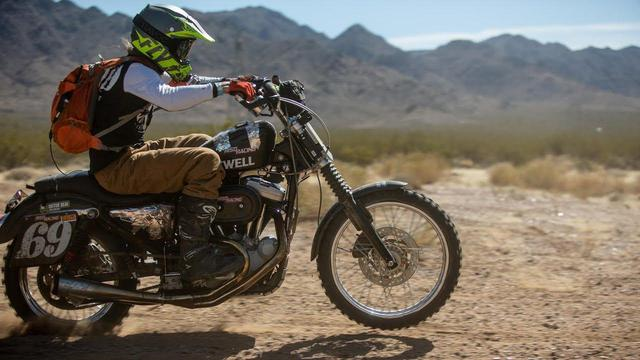 画像: [Cool !!] デザートを爆走するハーレーダビッドソン!! [MINT400] - LAWRENCE - Motorcycle x Cars + α = Your Life.
