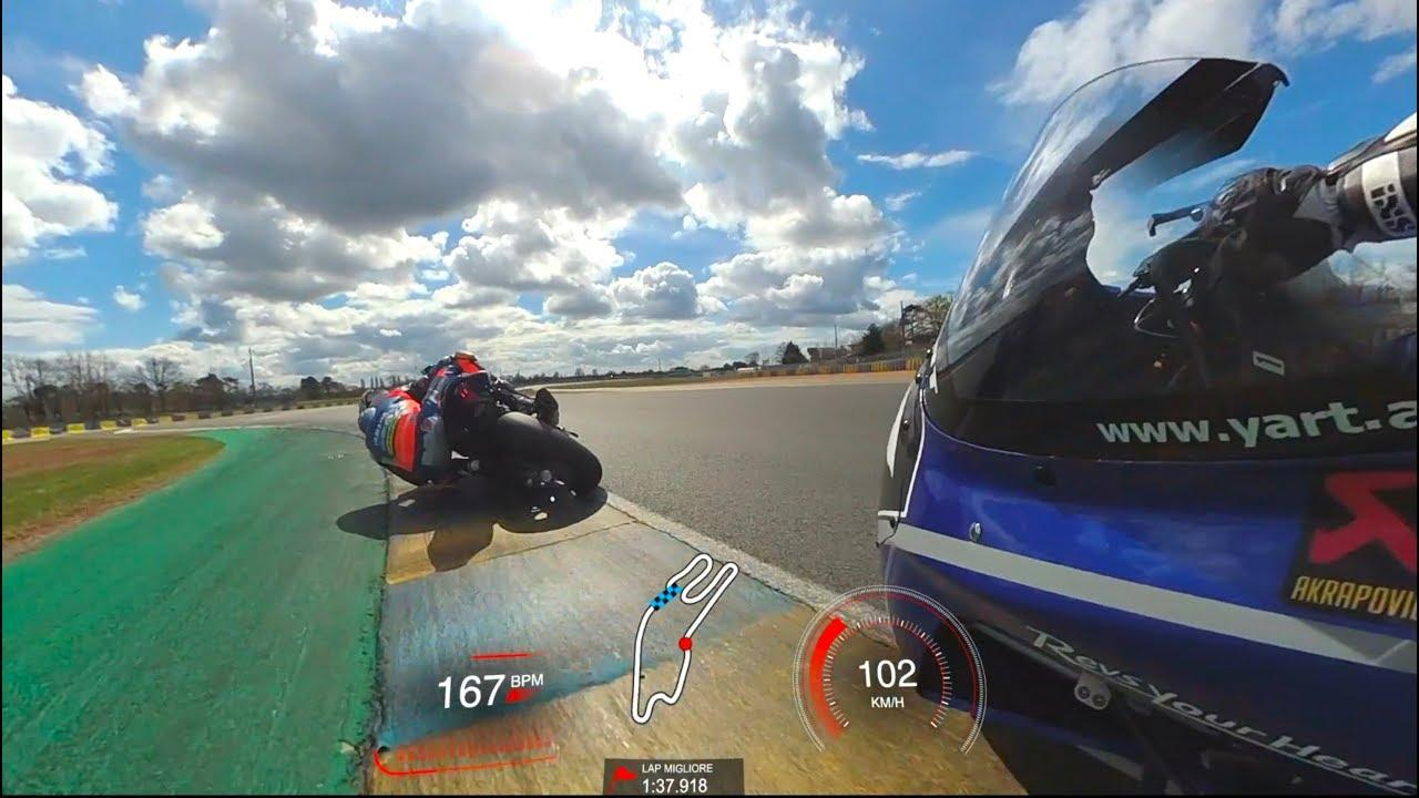 画像: [FIM EWC] おなじみ!? のN.カネパのオンボード映像の、360°バージョンです!! - LAWRENCE - Motorcycle x Cars + α = Your Life.