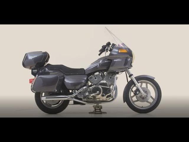 画像: Off the Shelf: 1981 Project Nova | Harley-Davidson Museum youtu.be