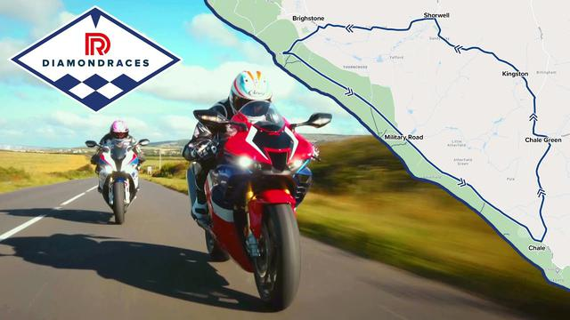 "画像: The Isle of Wight ""Diamond Races"" 