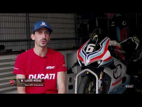 画像: 24 Heures Motos 2020 - First 24h for the Ducati ERC Endurance youtu.be