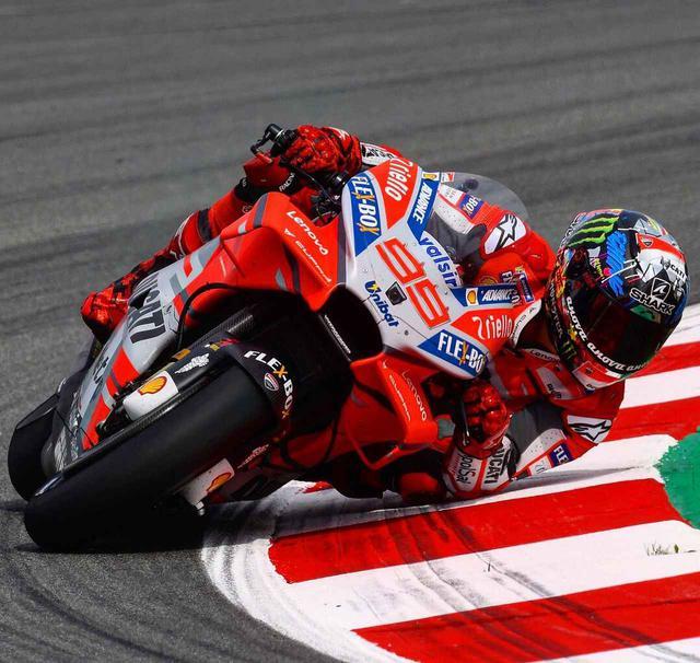 画像: [MotoGP2018] カタルニアGPは、今話題? のアノお方が勝利しました! - LAWRENCE - Motorcycle x Cars + α = Your Life.