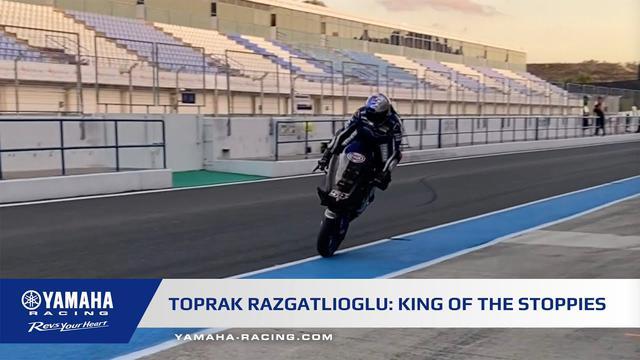画像: Toprak Razgatlıoğlu: King of the stoppie! youtu.be