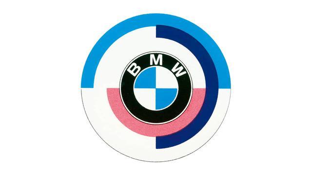 画像: 1973年当時の「M」ロゴ。 www.bmw.com