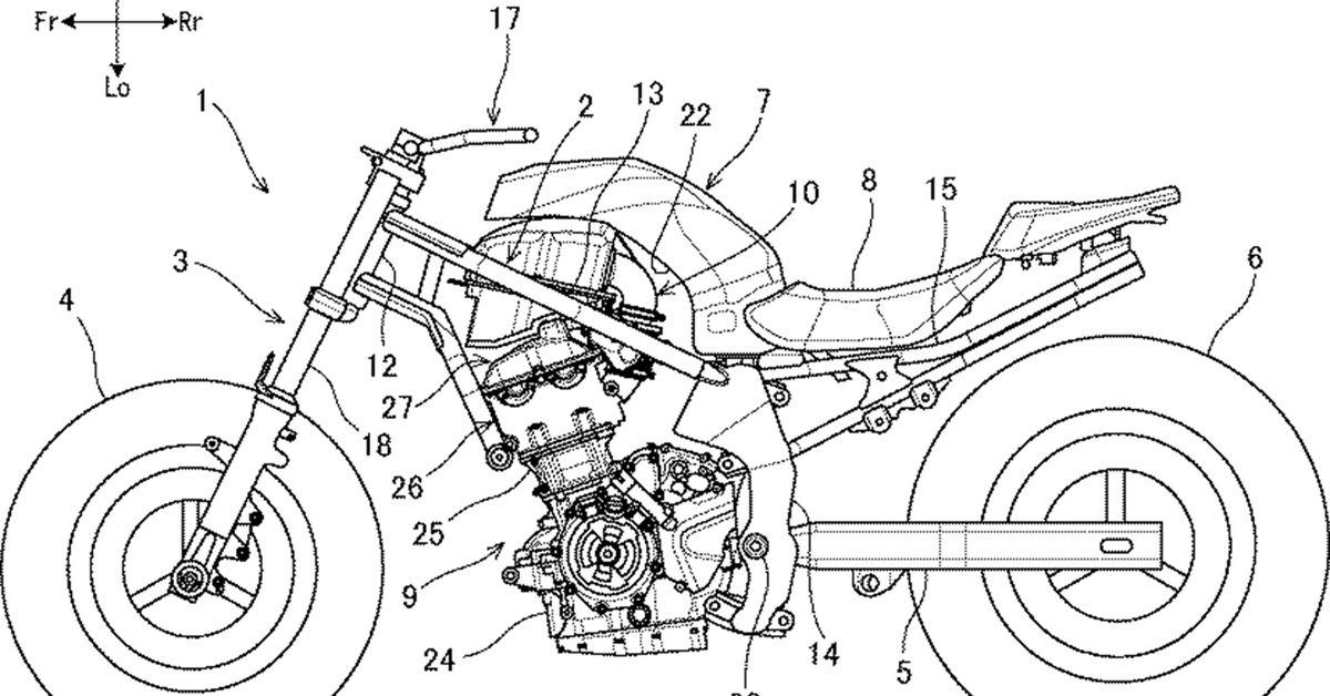 画像: Suzuki Parallel Twin Developing Fast