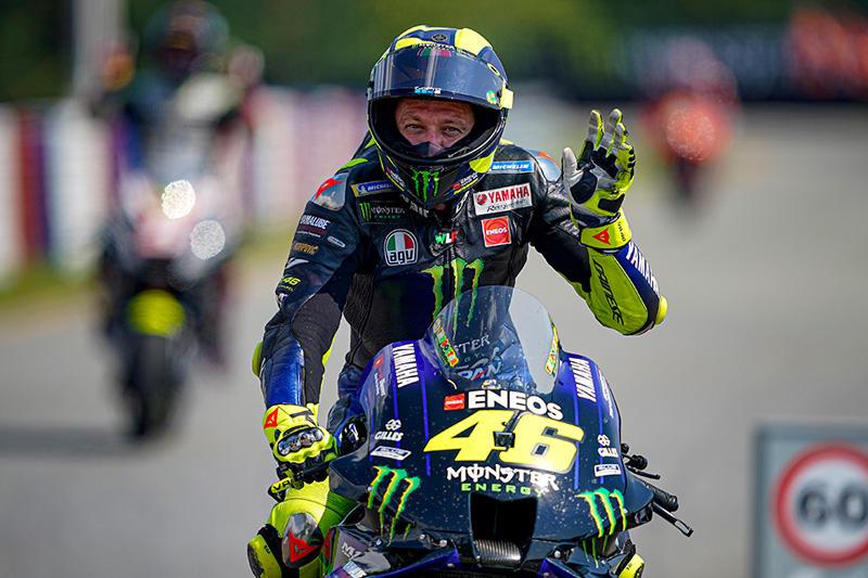 画像: [MotoGP2020] V.ロッシ 、火曜日のテストでも陽性・・・。水曜日以降のテスト次第で、第13戦ヨーロッパGP出場の可否が決まります・・・[YAMAHA] - LAWRENCE - Motorcycle x Cars + α = Your Life.