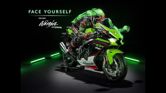 画像: New 2021 Kawasaki Ninja ZX-10R & Ninja ZX-10RR | Feature Video | youtu.be