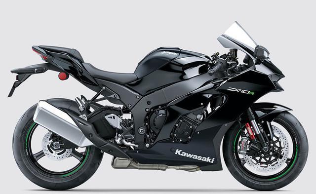 画像: 2021年型カワサキ ニンジャZX-10R。スタンダードは16,399ドルで、ABS付きモデルが17,399ドルという設定です。 www.kawasaki.com