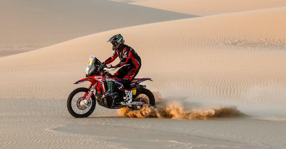 画像: [DAKAR2020] ついにホンダ!! 参戦復帰後初のダカールラリー制覇を達成!! [世界最速速報!!] - LAWRENCE - Motorcycle x Cars + α = Your Life.