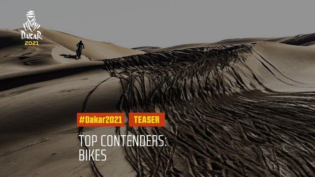 画像: #Dakar2021 - Top Contenders: Bikes youtu.be