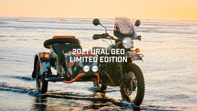 画像: Ural Geo 2021 Limited Edition. オフィシャルビデオ youtu.be