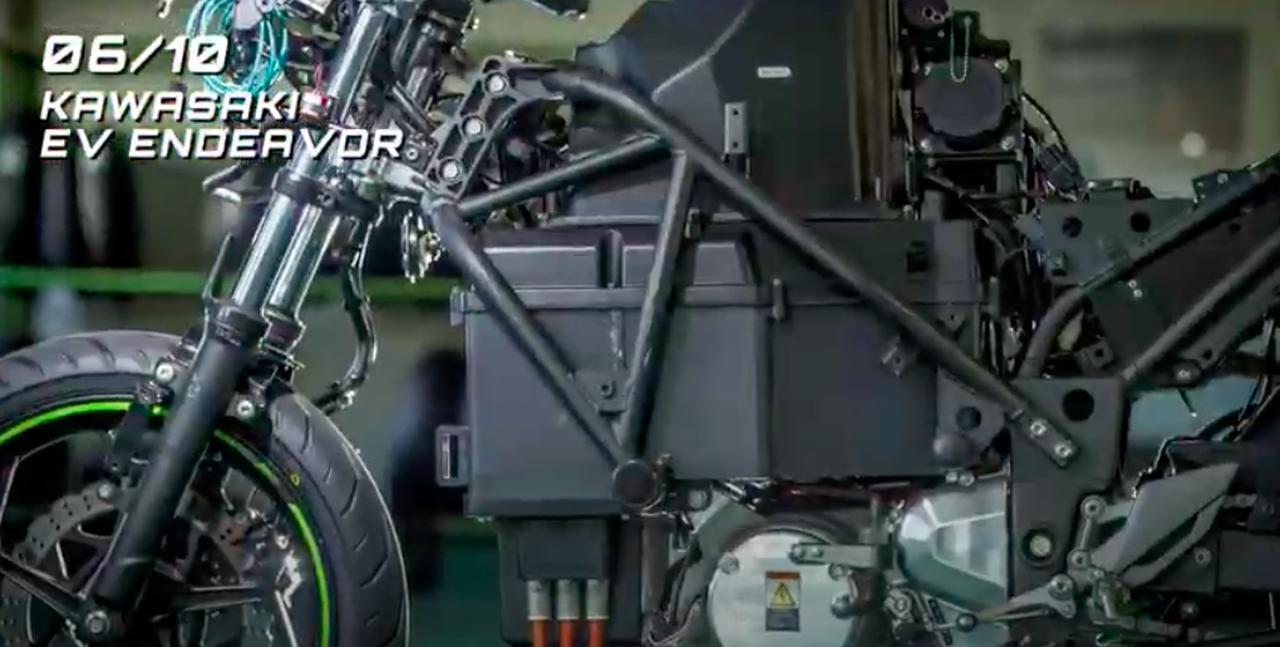 画像: [Kawasaki] むむっ!! カワサキの「電動バイク」の走行動画を紹介します!! - LAWRENCE - Motorcycle x Cars + α = Your Life.