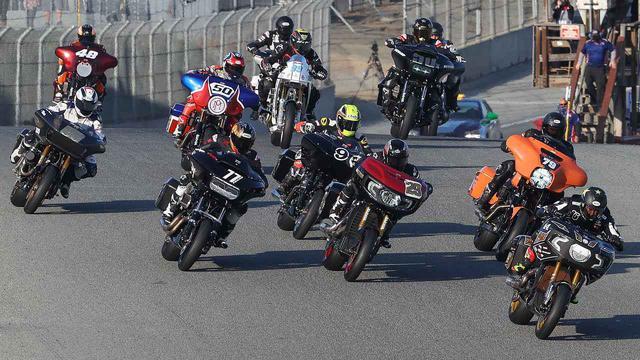 """画像: [動画]""""アメリカンクルーザー""""によるロードレース、""""キング・オブ・ザ・バガーズ""""が年間5戦開催されることになりました! - LAWRENCE - Motorcycle x Cars + α = Your Life."""
