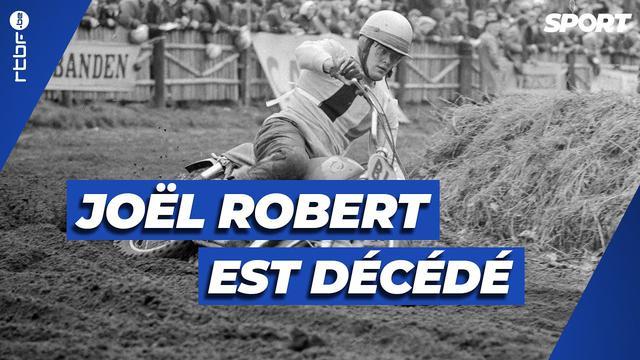 画像: Décès de Joël Robert, multiple champion belge de motocross youtu.be