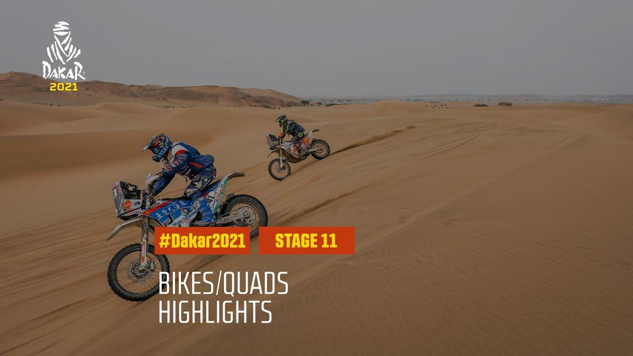 画像: #DAKAR2021 - Stage 11 - AlUla / Yanbu - Bike/Quad Highlights youtu.be