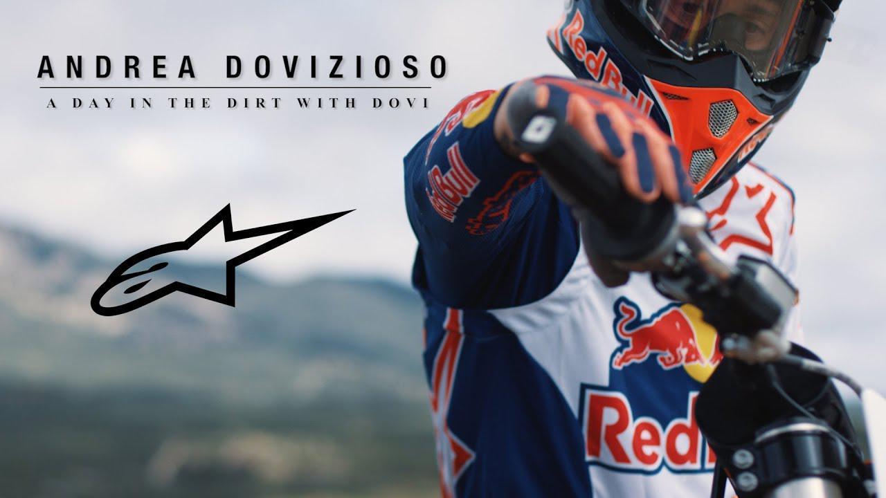画像: A Day in the Dirt with Dovi | Andrea Dovizioso youtu.be