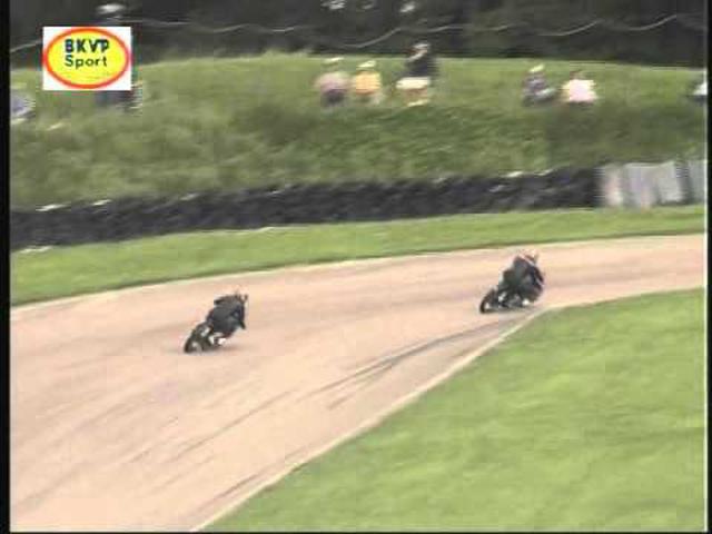 画像: Rudge Racing, British Historic Racing 2007 youtu.be