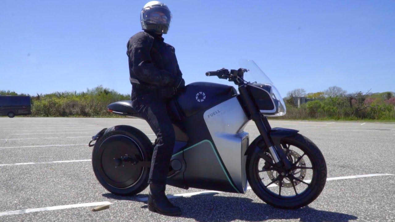 画像: New 2019 Electric Motorcycle Fuell Flow unleash your commute! youtu.be