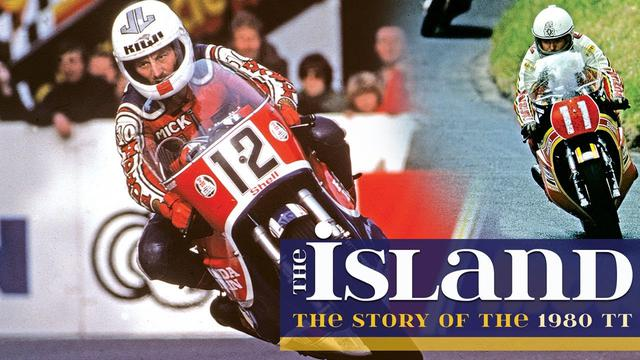 画像: The 1980 Isle of Man TT | Classic Race youtu.be