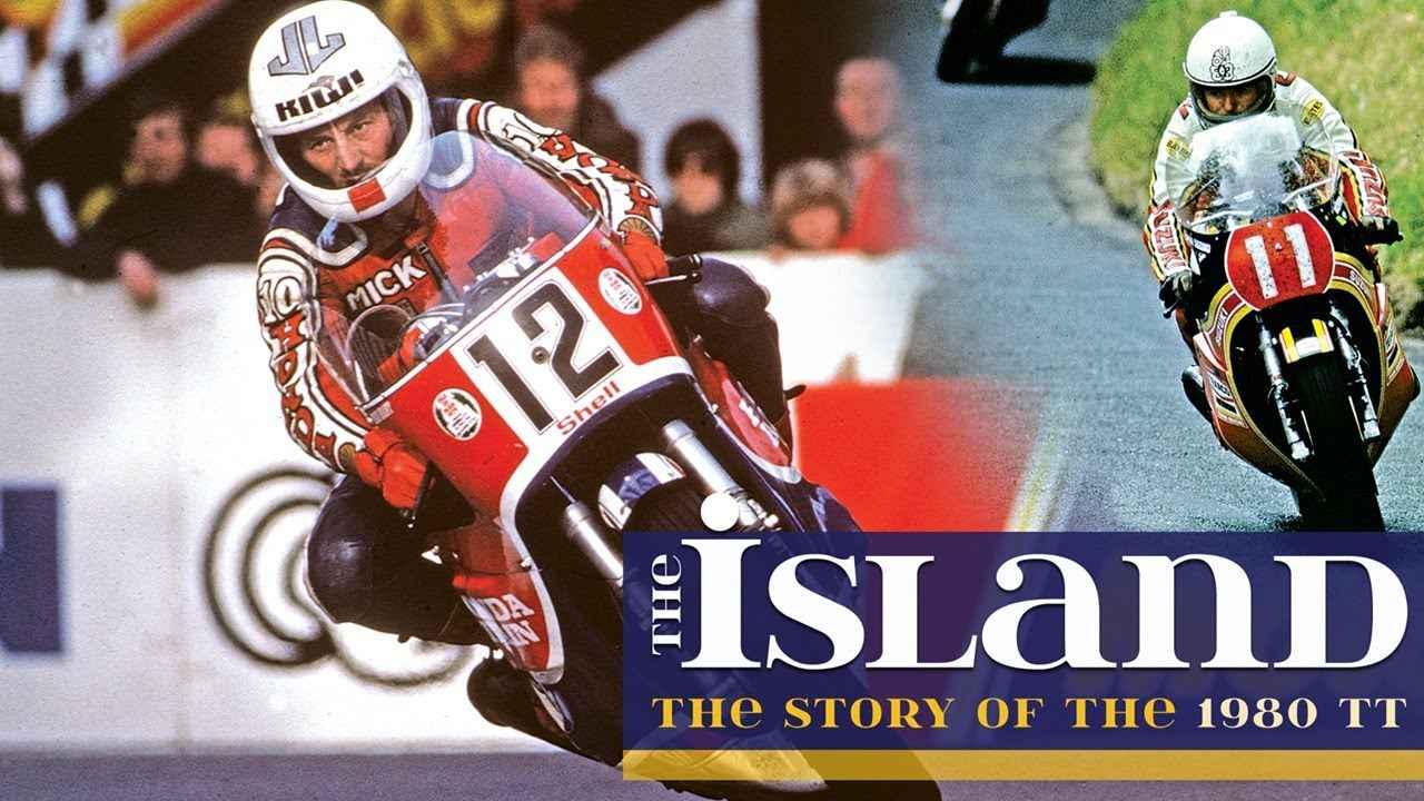 画像: The 1980 Isle of Man TT   Classic Race youtu.be