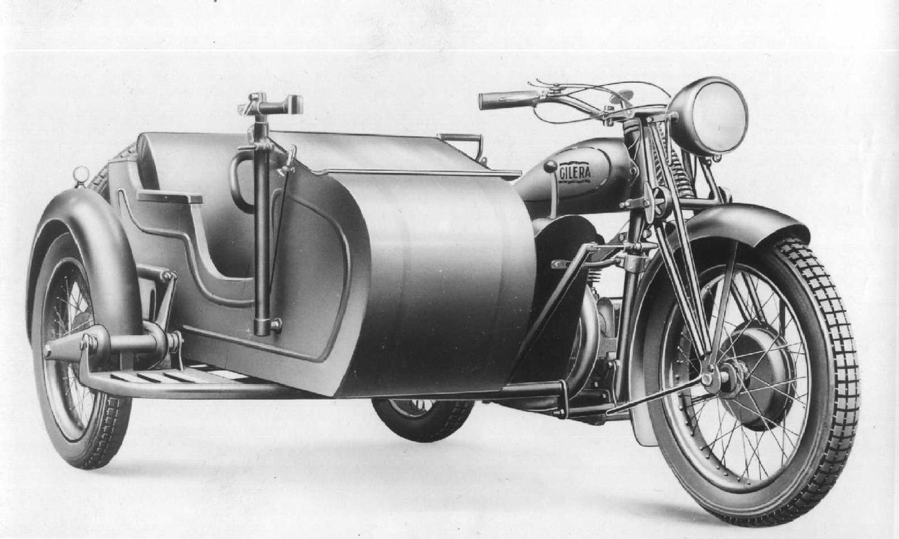 画像: ジレラ・マルテにはソロ版とサイドカー版があり、ソロ版は1941年に登場しています。軍用のマルテは約8.500台が生産され、そのうち約2,500台がソロ版でした。 press.piaggiogroup.com