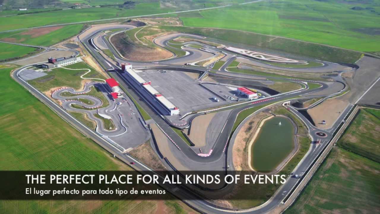 画像: Circuit of Navarra - The perfect place for all kind of events youtu.be