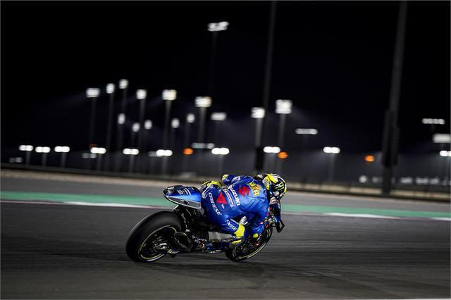 画像: 前年度王者のジョアン・ミル(スズキ)は今シーズンをQ1からスタートすることに・・・。無事Q2に進出し、10位グリッドから開幕戦決勝のスタートを切ることになりました。 www.suzuki-racing.com
