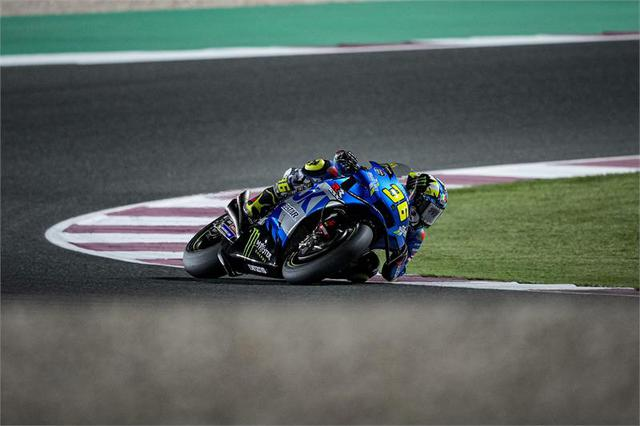 画像: 2020年度MotoGPクラス王者のJ.ミル(スズキ)は、9番グリッドから決勝に挑みます。前戦カタールGP同様に、追い上げのレース展開となるのでしょうか? suzuki-racing.com
