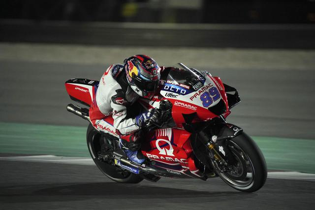 画像: ルーキーのJ.マルティン(ドゥカティ)は、MotoGPクラスのキャリア2戦目で嬉しい初ポールポジションを獲得。決勝での活躍にも期待しましょう。 www.pramacracing.com