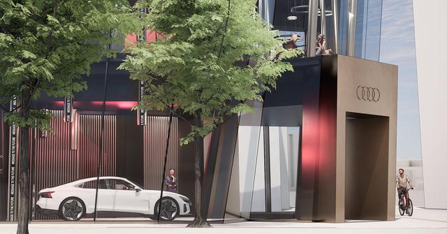 画像: Audi House of Progress Tokyo > アウディジャパン