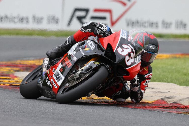画像: 2020年シーズンのモトアメリカで、ドゥカティを駆ってスーパーバイククラスにフル参戦したK.ワイマン。 www.kylewyman.com