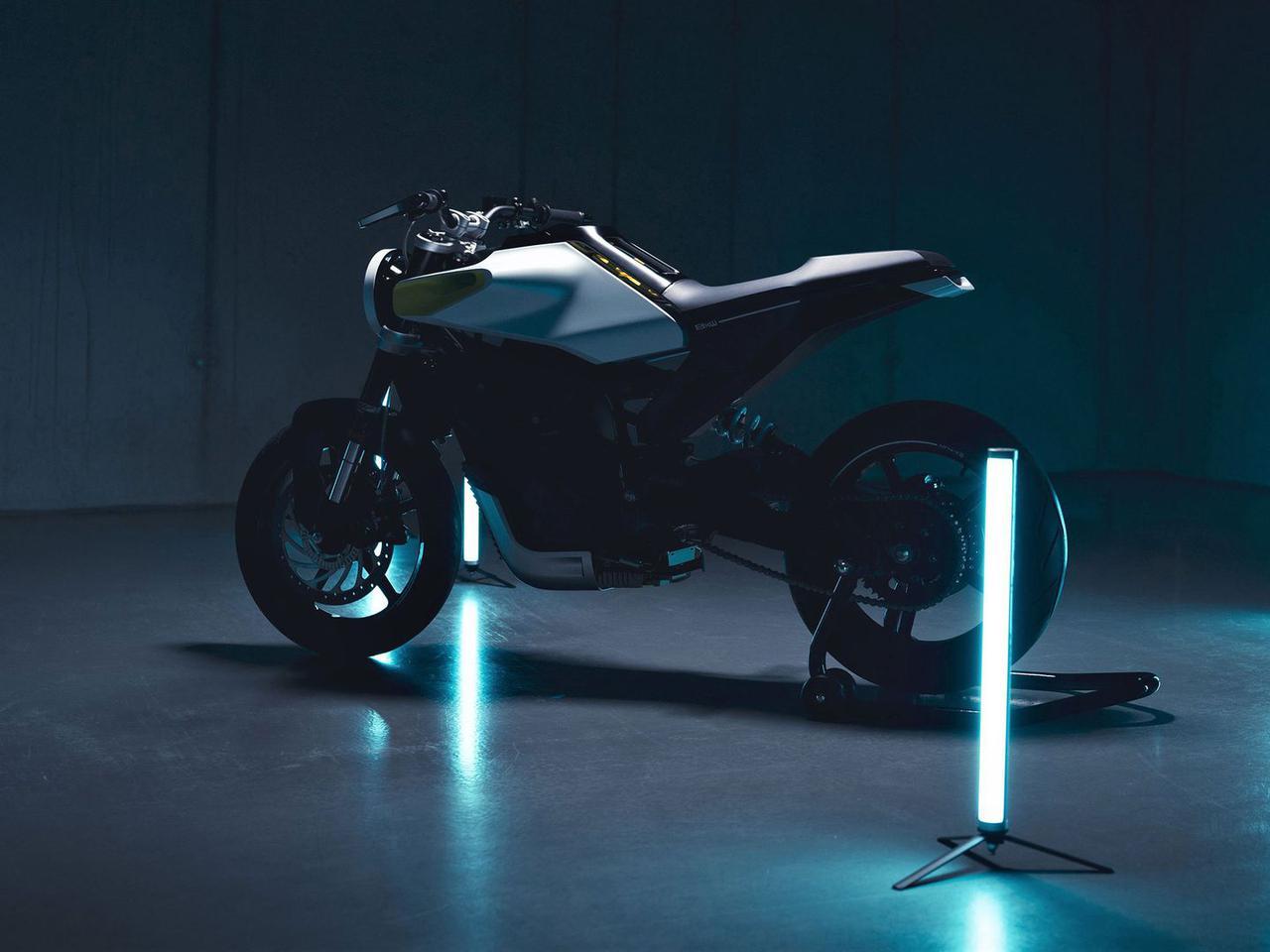 画像: イーピレンの量産版は、ピーラー・モビリティとバジャジによる電動バイク・プラットフォーム計画に沿って製造販売されることが予想されます。なおコスト抑制のため、生産はインドで行われることになるでしょう。 www.pierermobility.com