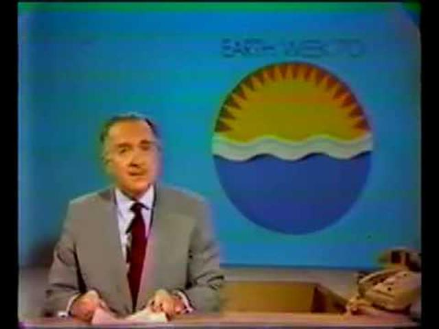 画像: Earth Day 1970 Part 1: Intro (CBS News with Walter Cronkite) youtu.be