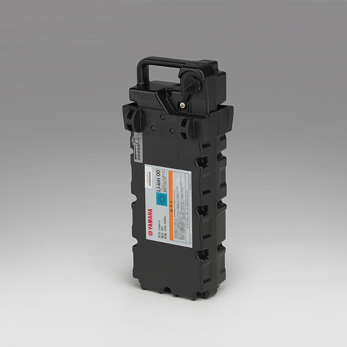 画像: 50V高エネルギー密度・リチウムイオンバッテリーを搭載。コントローラーにより、バッテリー温度に応じてモーターを最適に制御することができ、常に滑らかな走行を可能としています。 www.yamaha-motor.co.jp