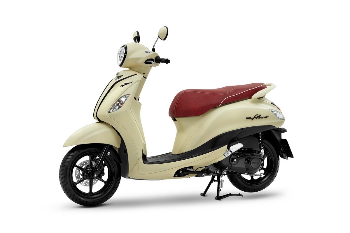 画像: 2020年型のヤマハ グランド フィラーノ ハイブリッド。ABSモデルも用意されております。 www.yamaha-motor.co.th