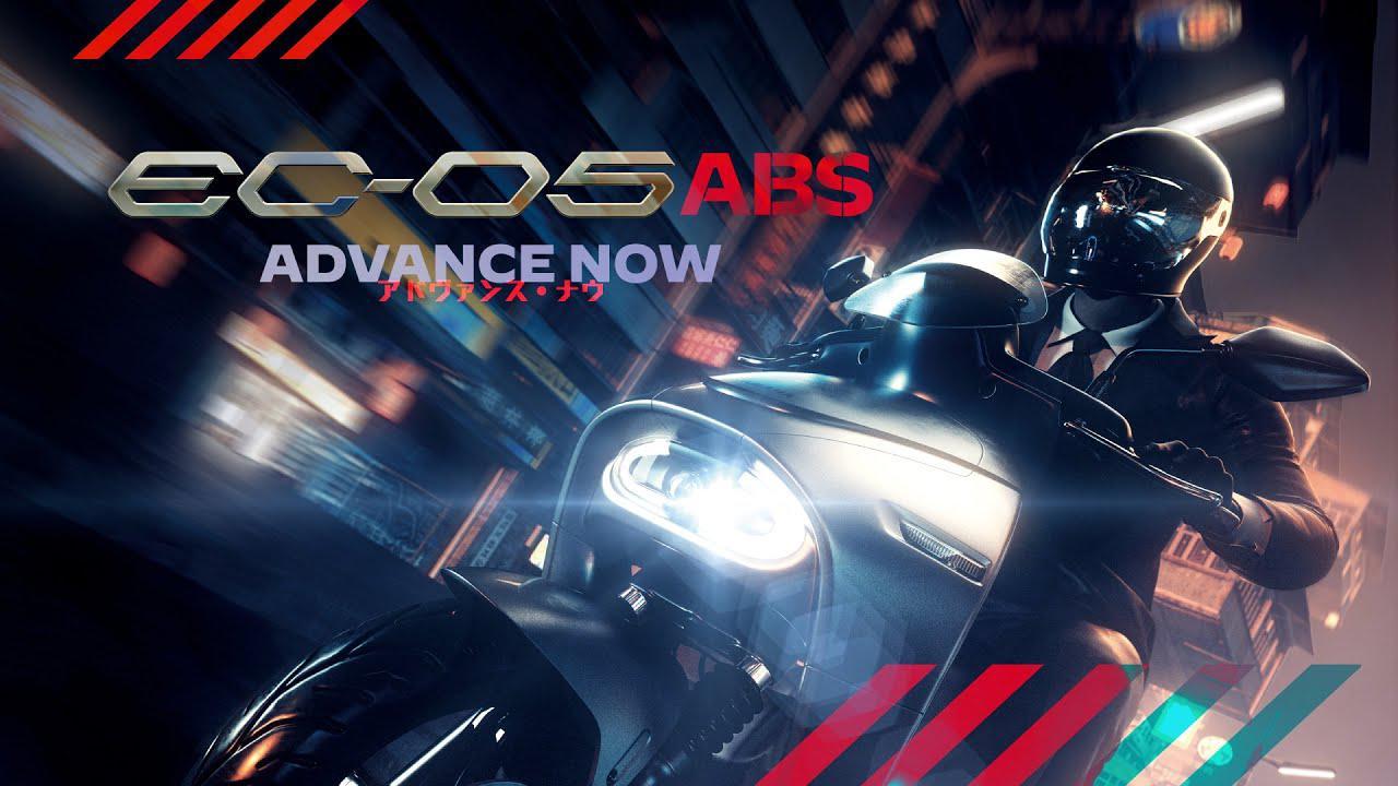 画像: ADVAVCE NOW, EC-05 ABS   Yamaha Motor Taiwan 台灣山葉機車 youtu.be