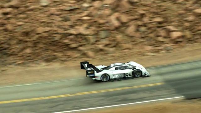 画像: Volkswagen I.D. R Pikes Peak – record run, helicopter footage youtu.be