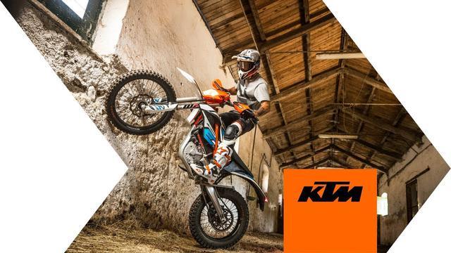 画像: KTM FREERIDE E-XC - A quiet ride for a loud lifestyle | KTM youtu.be