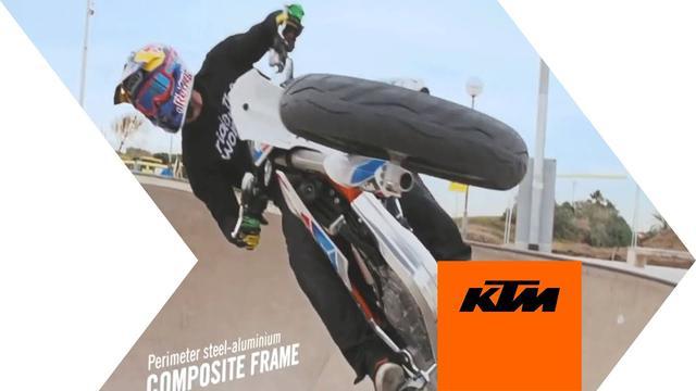 画像: KTM FREERIDE E-SM - Limitless Possibilities | KTM youtu.be